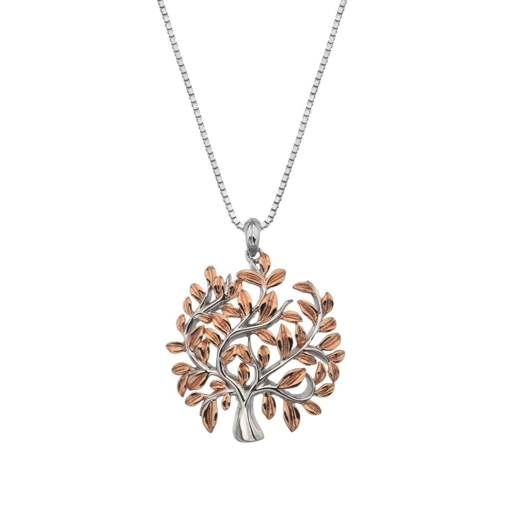 Hot Diamonds Tree of Life Pendant Necklace