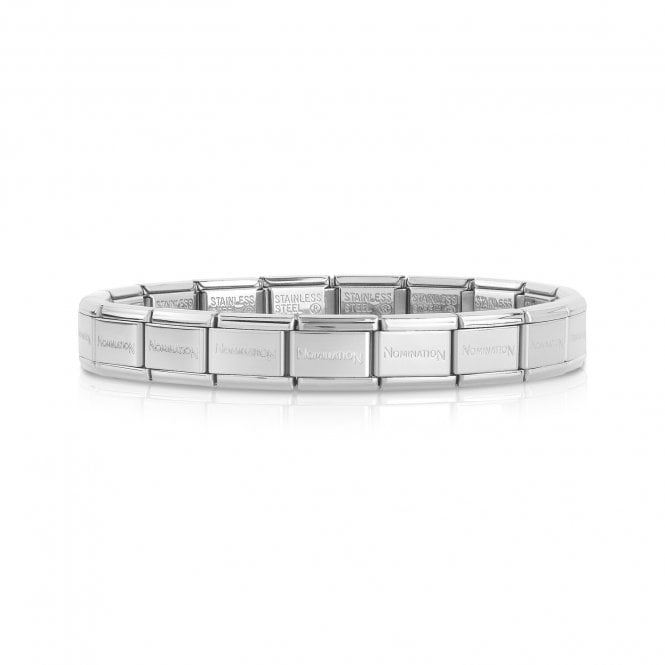 NOMINATION Classic Steel Starter Base Bracelet