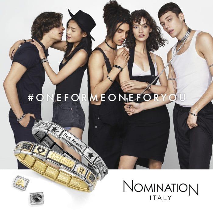 #oneformeoneforyou - NOMINATION Italy