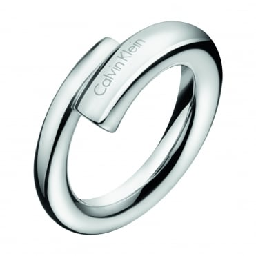 Scent Silver Ring, 8