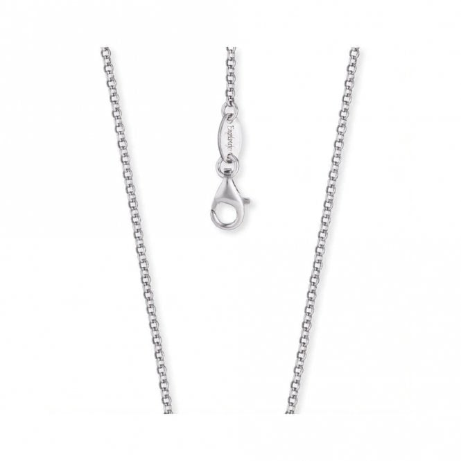 Engelsrufer Silver Pea Chain 70cm