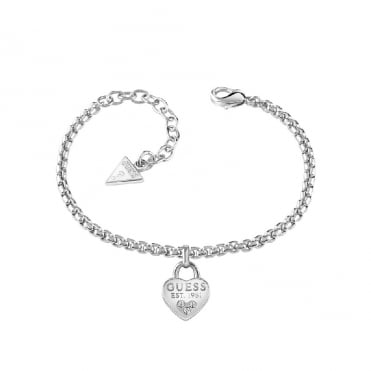 All About Shine Silver Bracelet