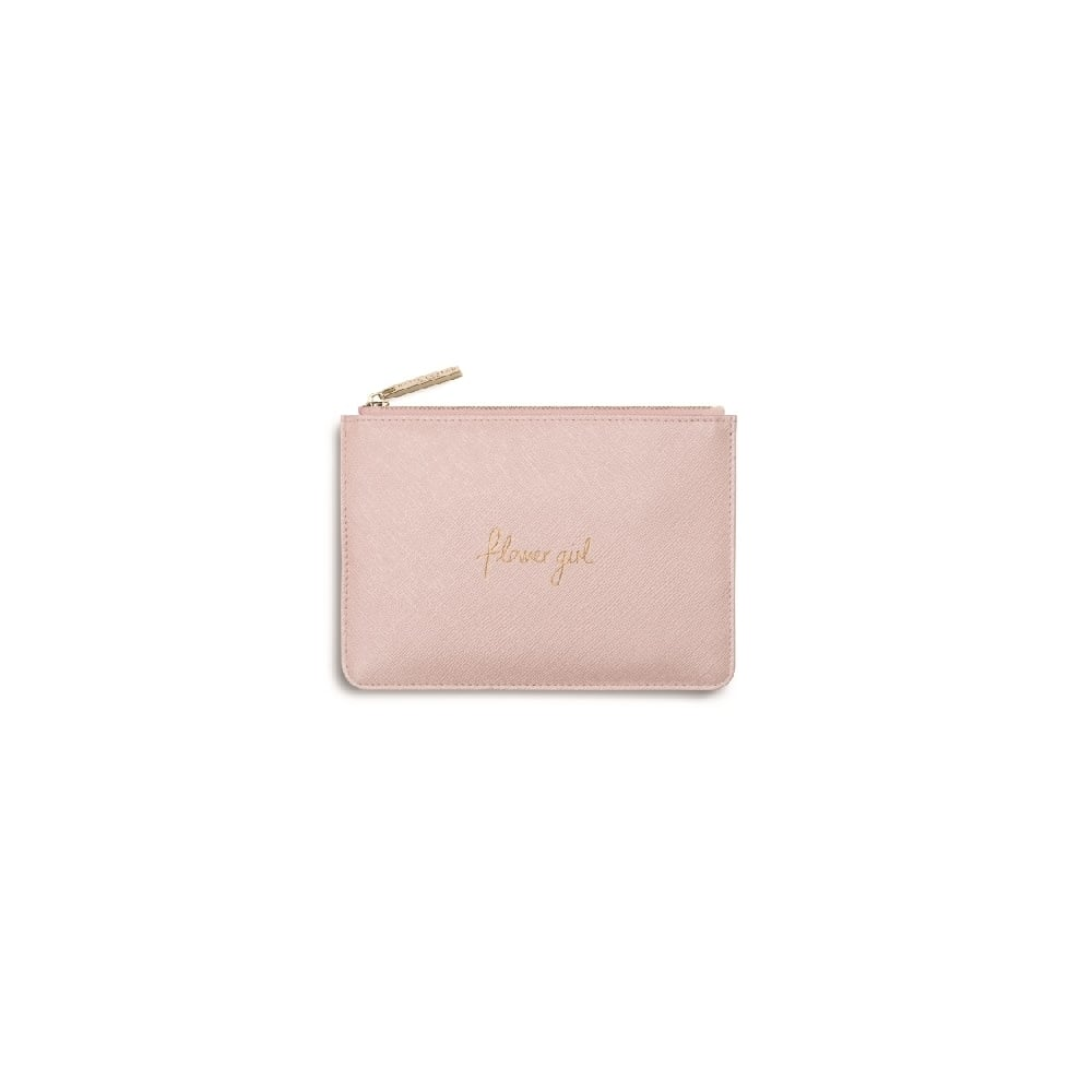 Katie Loxton Perfect Pouch Good as Gold Met Gold Ladies Clutch With Gift Bag