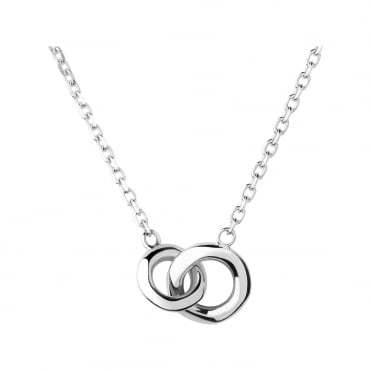 20/20 Silver Mini Necklace