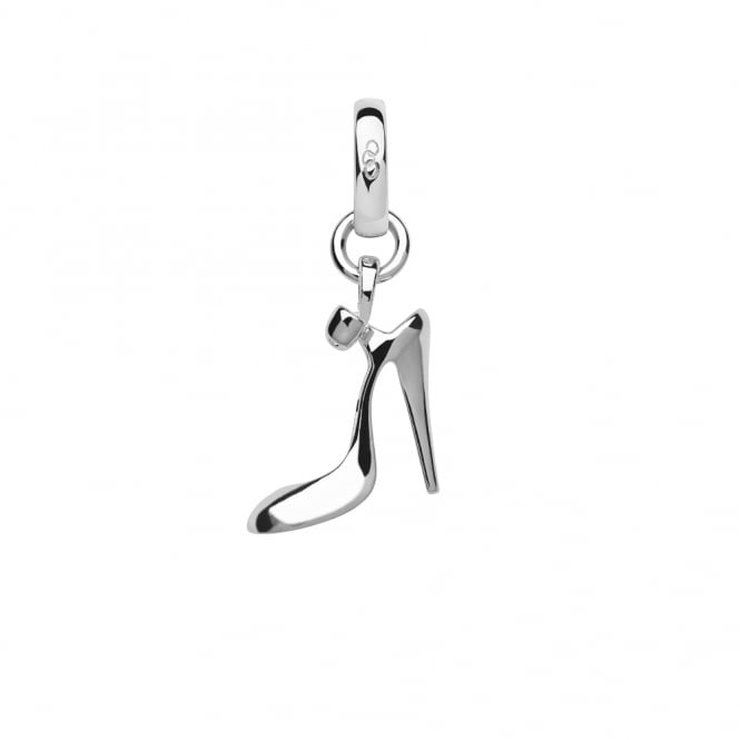 Links of London A Day Out Shopping Keepsakes Silver Heel Charm