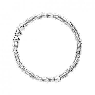 e209cb89d Sweetie Silver Heart XS Charm Bracelet