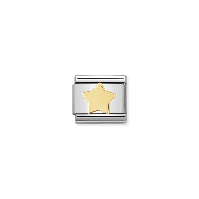 Nomination Classic Gold (Star) Fairytale & Fantasy Charms