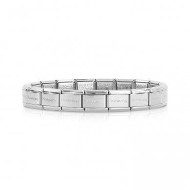 Classic Steel Starter Base Bracelet. NOMINATION ... a306a85f7