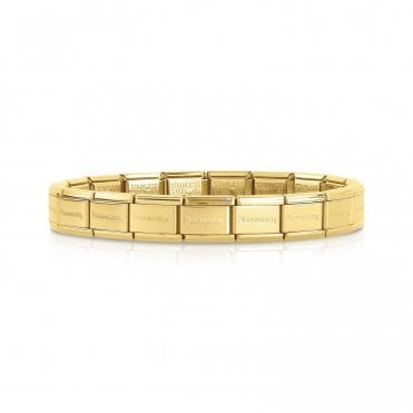 Classic Yellow Gold Starter Base Bracelet