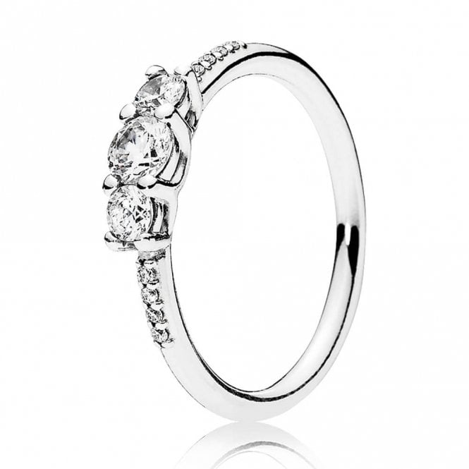 PANDORA Fairytale Sparkle Ring Size 56