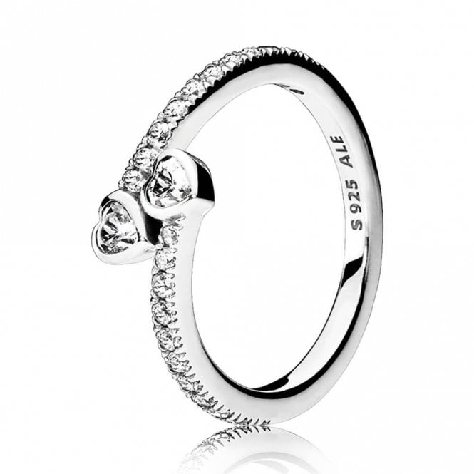 PANDORA Forever Hearts Ring Size 48