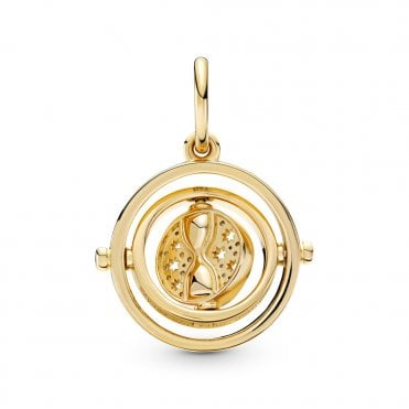 Harry Potter Spinning Time Turner Pendant