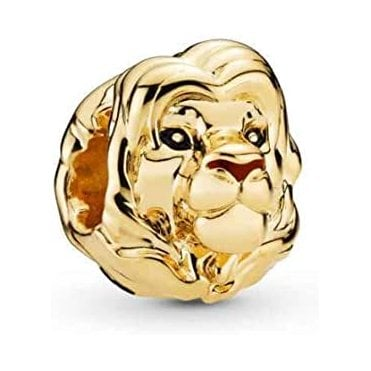 Shine Disney Simba Lion King Charm