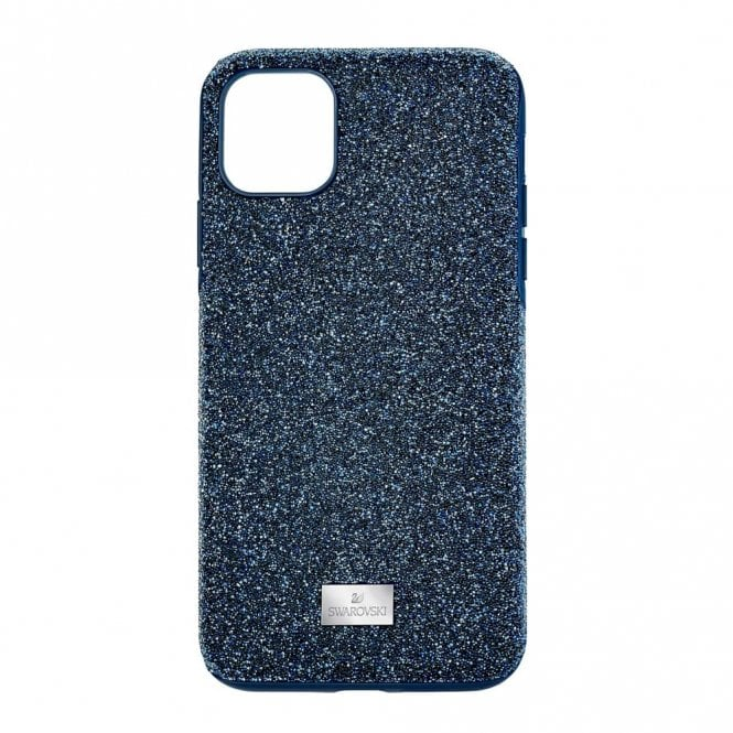 Swarovski iPhone® 11 Pro Max High Phone Case in Blue