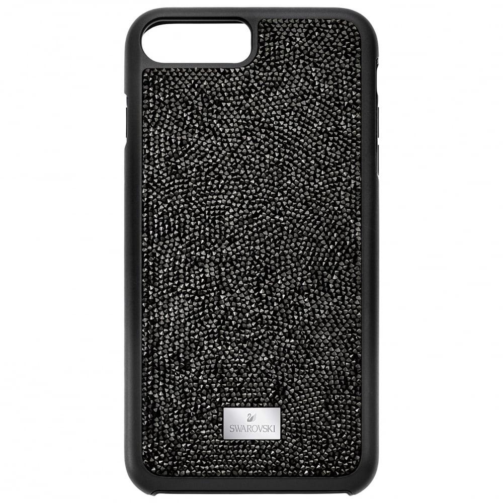 fdab4b8a7967cc SWAROVSKI iPhone® 7 Plus Glam Rock Black Smartphone Case ...
