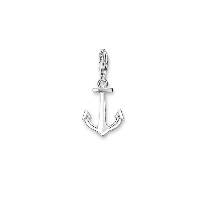 Thomas Sabo Anchor Pendant Charms in Silver